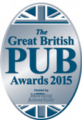 2015 Regional Champions – Best Bar Team In South West – The Great British Pub Awards
